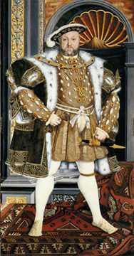 Шесть жен Генриха VIII