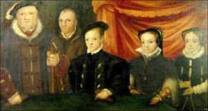 Почему жены Генриха VIII не могли родить сына